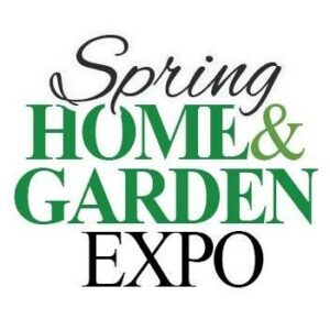 Spring Home and Garden Expo logo